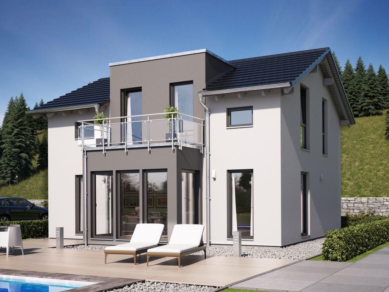 DEIN modernes und energieeffizientes Einfamilienhaus in Mengen!