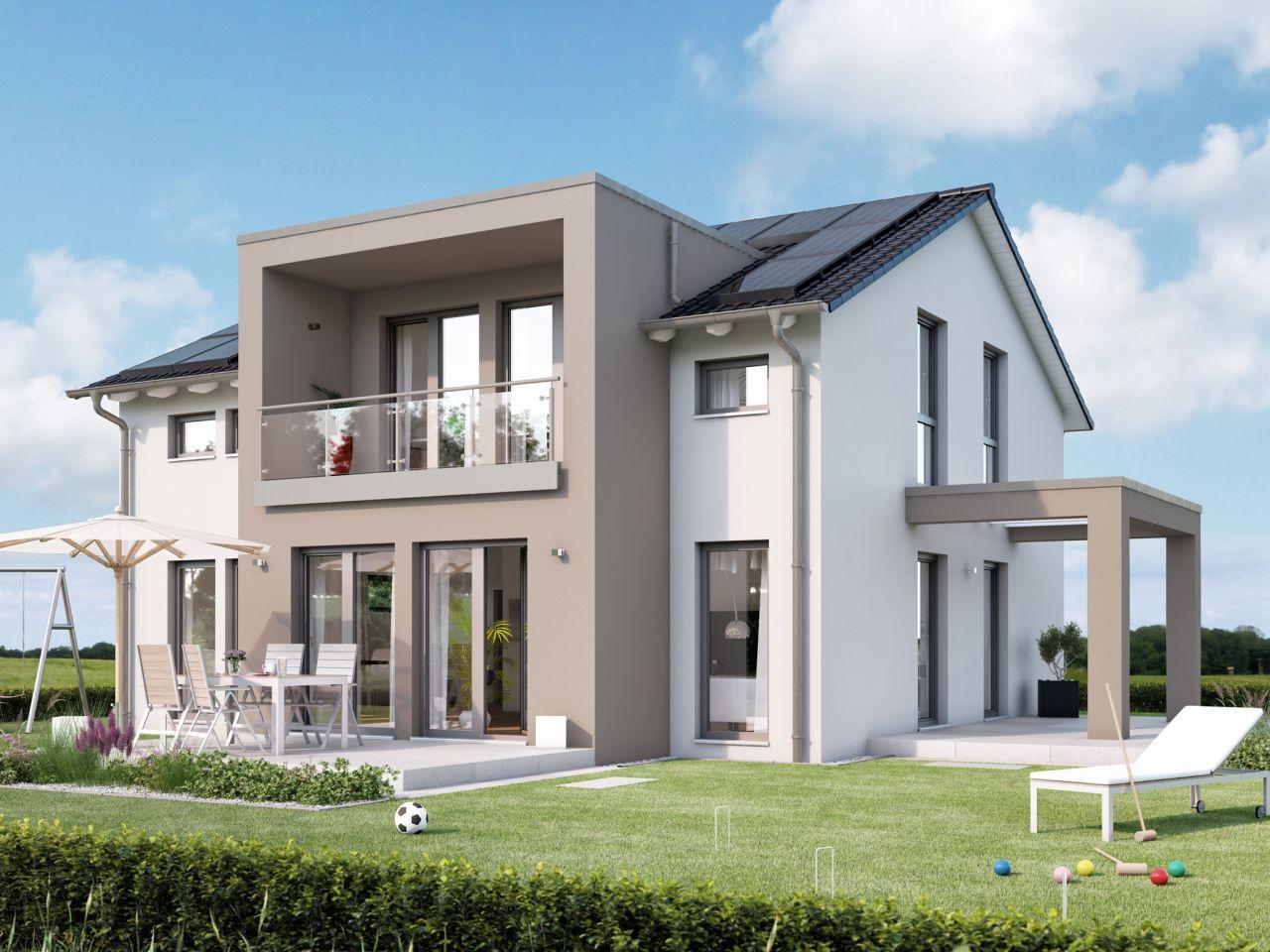 An die Zukunft denken! Mit Living Haus bauen!