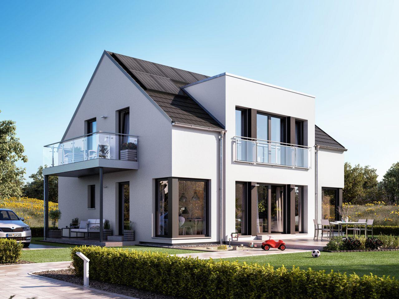 Modernes & energieeffizientes Einfamilienhaus mit viel Platz in Hebertingen