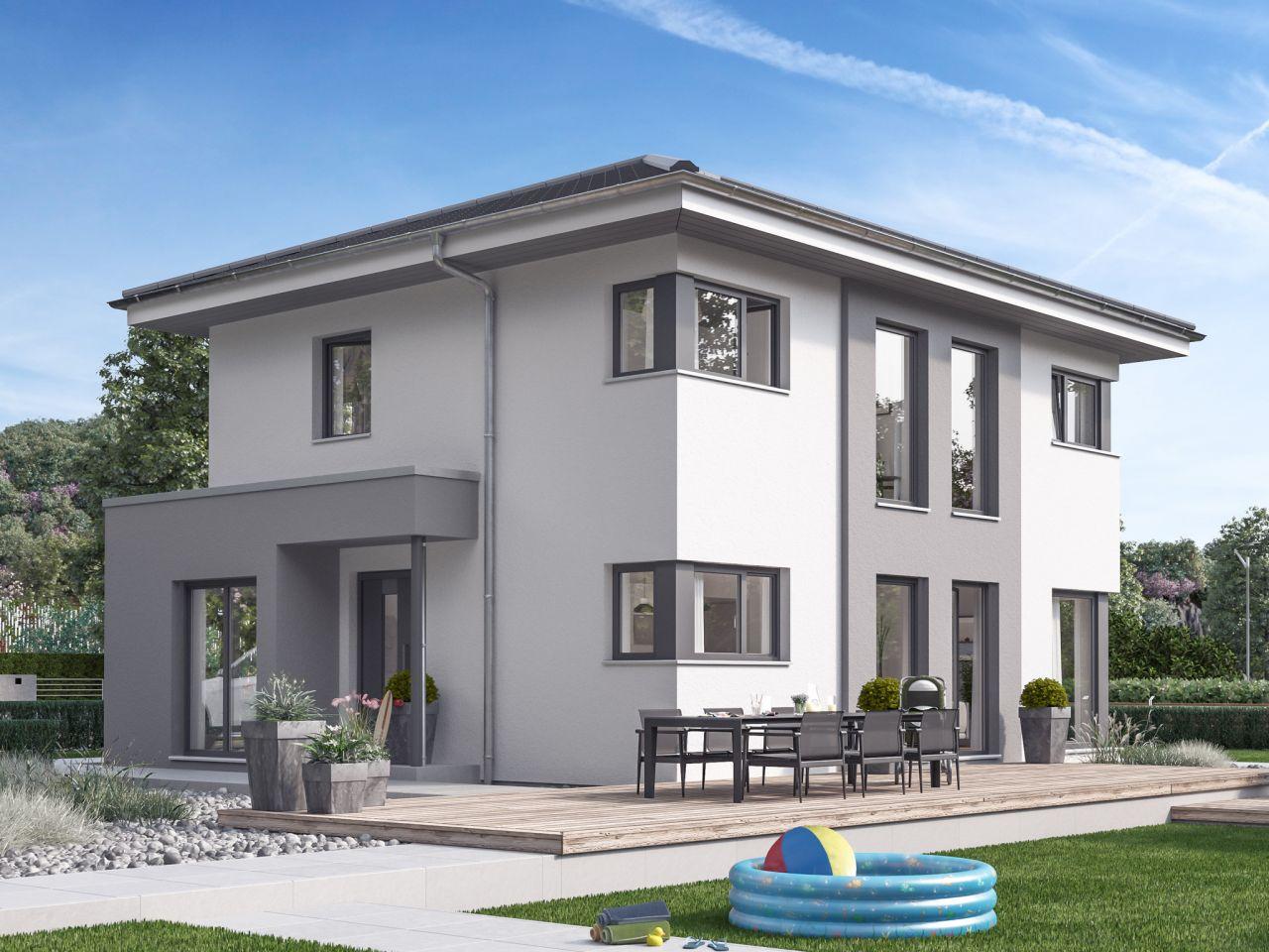 Schönes, modernes & energieeffizientes Einfamilienhaus in Münsingen